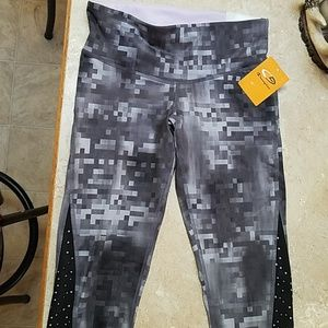 Brand new workout tight fit pants